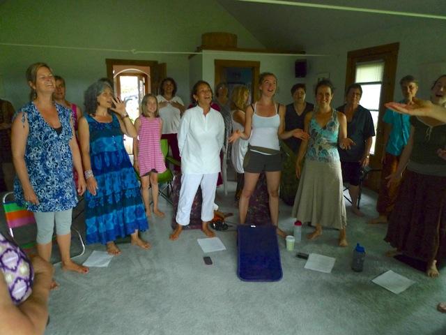 'Sing' Workshops